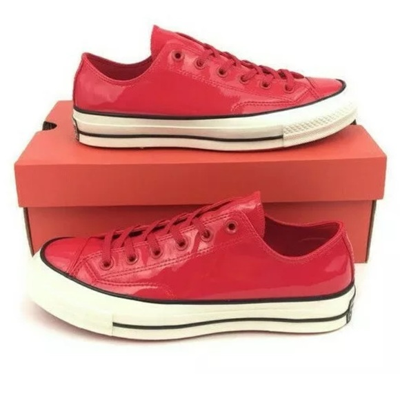 Converse Chuck Taylor 70 Ox Patent Leather Shoes